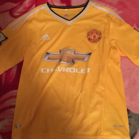 best loved dc04e b6ceb Manchester United Goalie Jersey